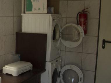 Waschmaschinen Campingplatz Waischenfeld