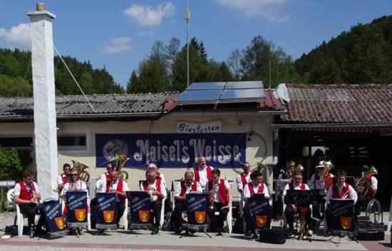 Musik am Campingplatz Waischenfeld